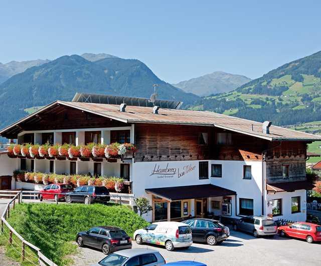 Gasthof Hamberg (Zomer)
