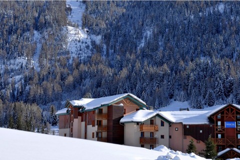 Korting wintersport Val Cenis ⛷️Village Club Miléade de Val Cenis
