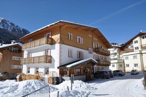 Heerlijke wintersport Dolomiti Superski ⛷️Hotel Garni Serena