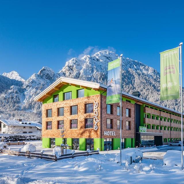 Explorer Hotel Ötztal Tirol
