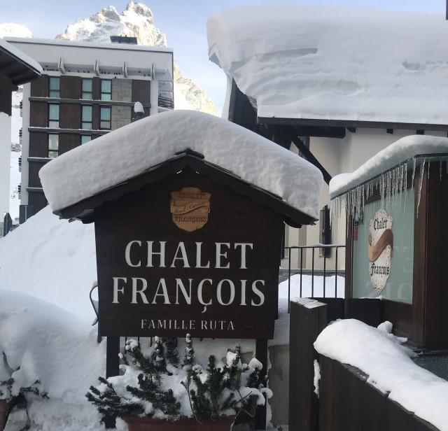 Chalet Matterhorn Francois