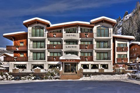 Goedkope skivakantie Dolomiti Superski ⛷️Hotel Laurin small & charming
