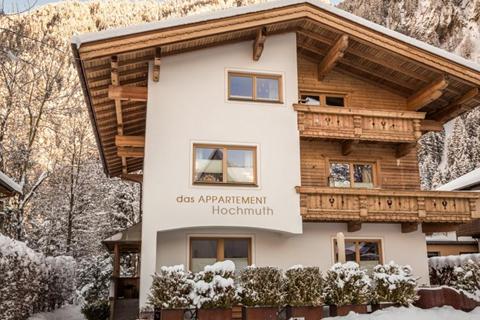 Fantastische wintersport Zillertal ⛷️Appartementen Hochmuth