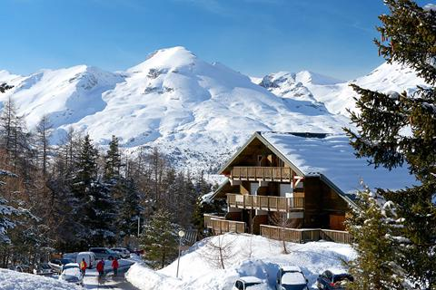 Goedkope wintersport Le Massif du Dévoluy ⛷️Résidence les Chalets d'Aurouze by Actisource