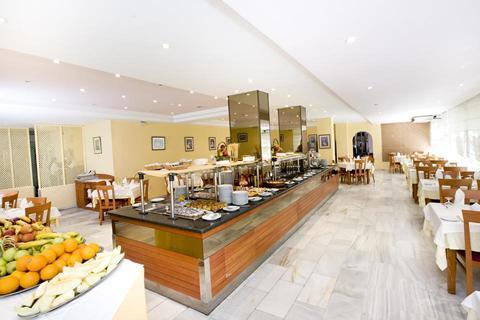 Goedkope zonvakantie Andalusië - Costa del Sol - Hotel Monarque El Rodeo