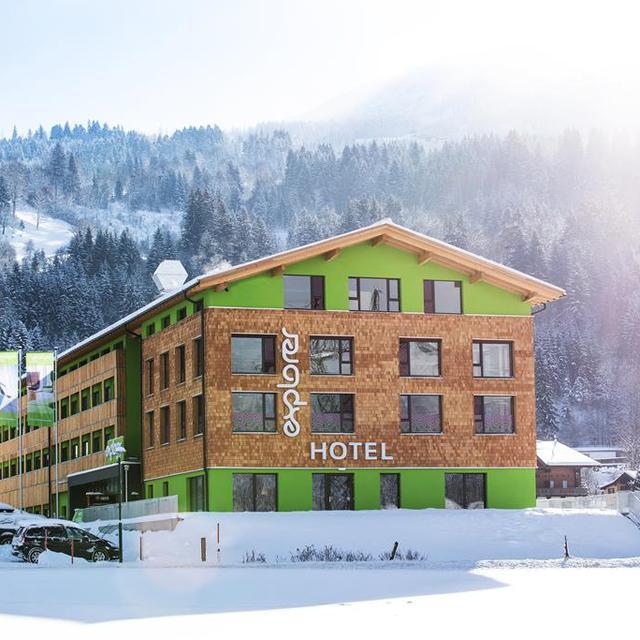 Explorer Hotel Kitzbühel