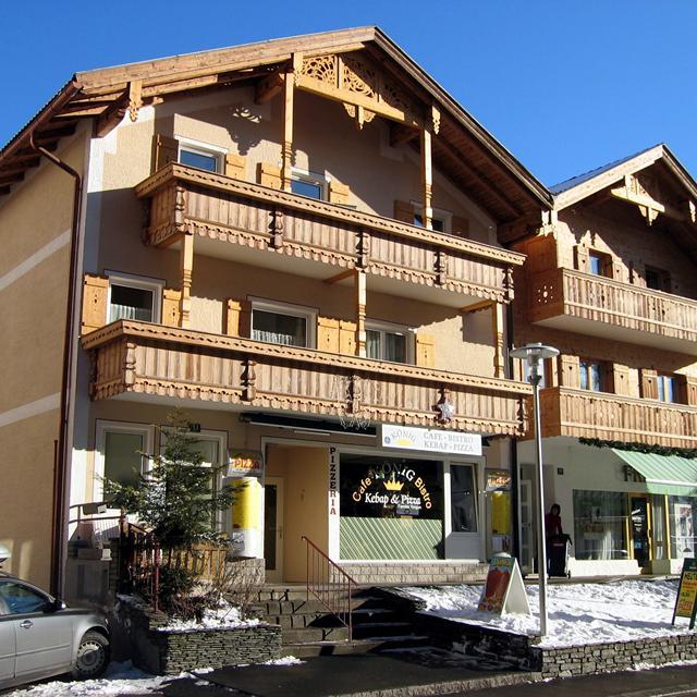 Appartementen Huber Tirol
