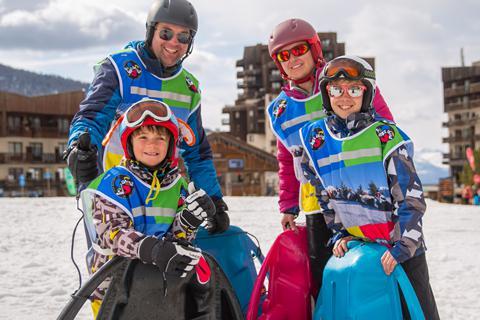 Geweldige wintersport Les Orres ⛷️Résidence L'Ecrin des Orres