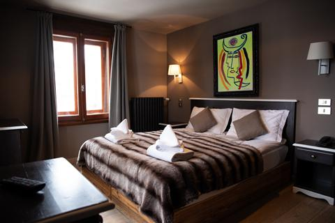Fantastische wintersport Breuil-Cervinia ⛷️Art Hotel Grivola