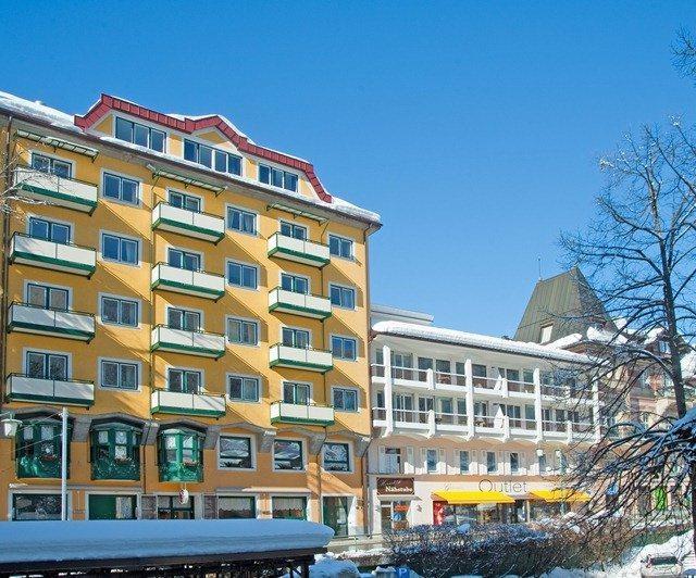 Appartementen Haus Lothringen Salzburgerland