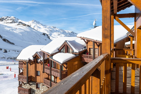 Goedkope wintersport Les Trois Vallées ⛷️Résidence Montagnettes Soleil 2