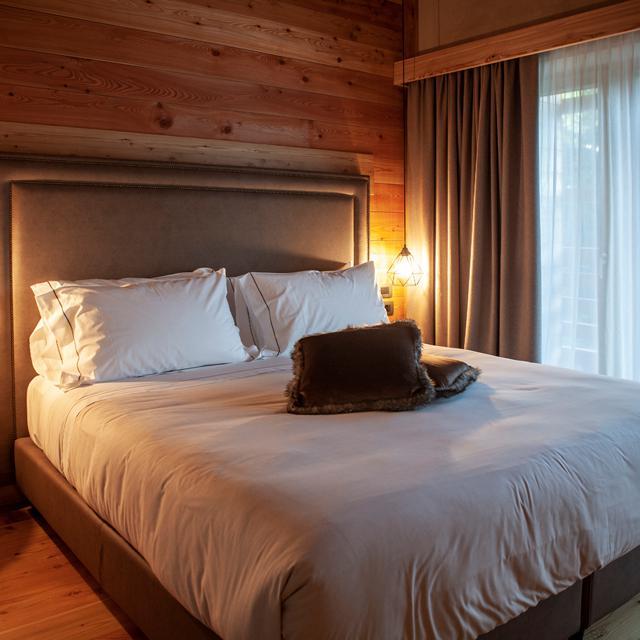 Au Charmant Petit Lac Spa & Park Hotel