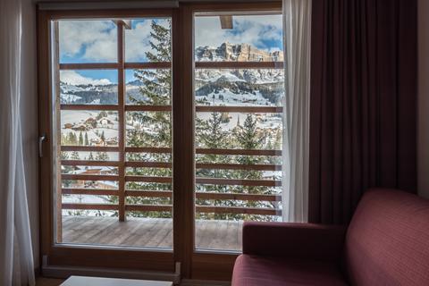 Super skivakantie Dolomiti Superski ⛷️Hotel Melodia del bosco