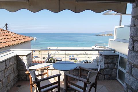 Top vakantie Peloponnesos 🏝️Hotel Kastro