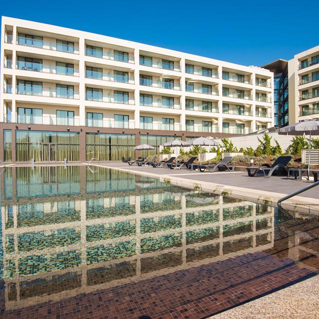 Hotel Vila Galé Coimbra - inclusief huurauto