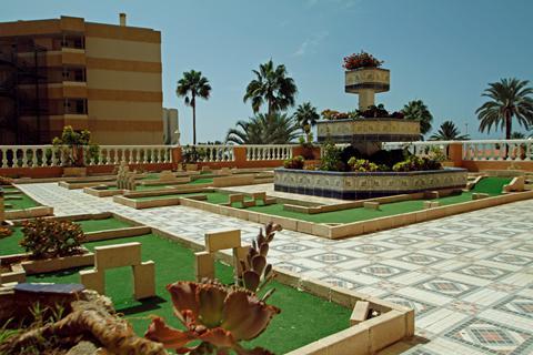 Goedkope zonvakantie Tenerife - Appartementen Servatur Caribe
