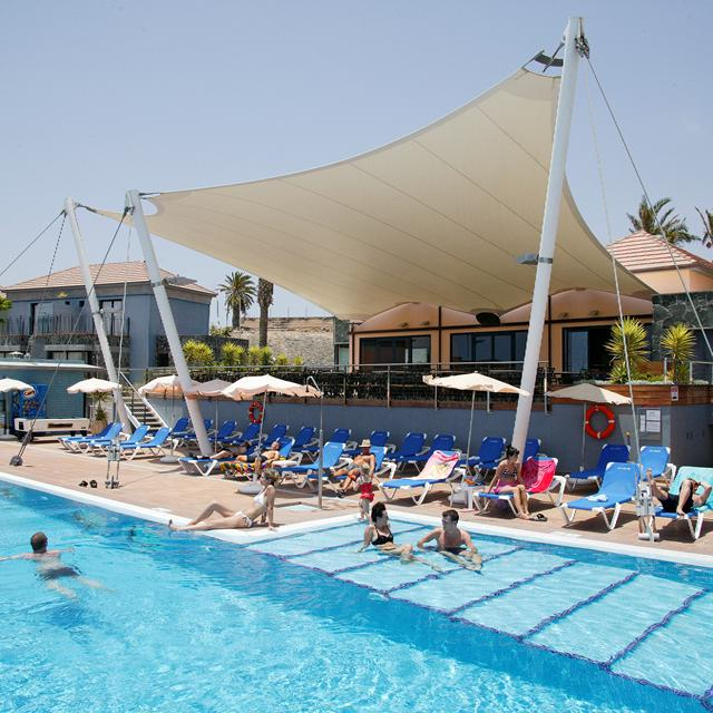 Meer info over Appartementen Caybeach Meloneras  bij Sunweb zomer