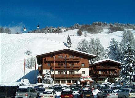 Top skivakantie Skicircus Saalbach-Hinterglemm-Leogang-Fieberbrunn ⛷️Hotel Tiroler Buam
