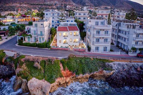 Goedkope zonvakantie Kreta 🏝️Appartementen Elalia