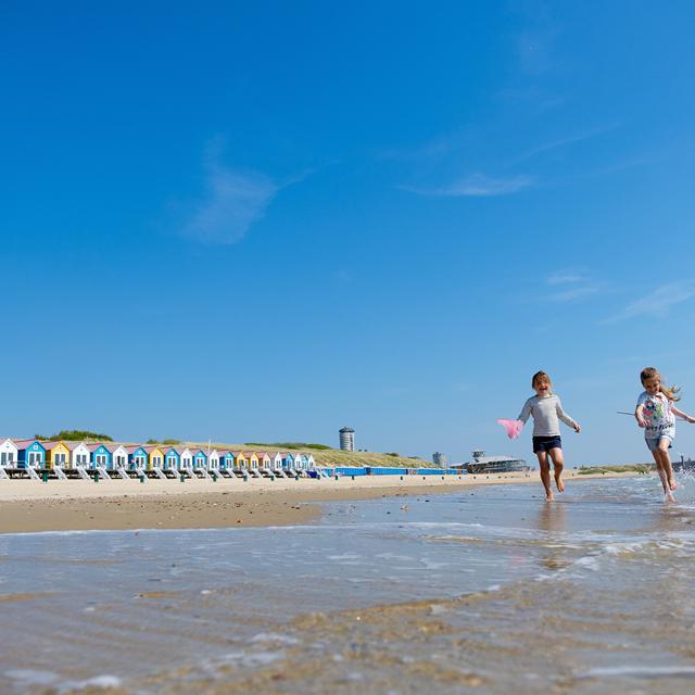 Vakantiepark Roompot Strandpark Zeeland