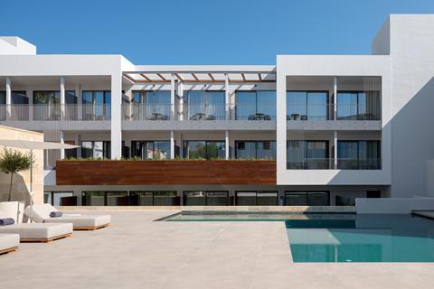 Goedkope zonvakantie Kreta - Ikones Seafront Luxury Suites