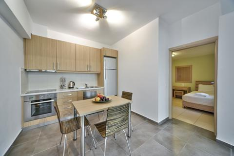 Goedkope zonvakantie Kreta - Aparthotel Lenikos
