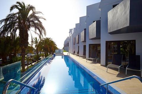 Goedkope zonvakantie Tenerife - Appartementen ALEGRIA Barranco
