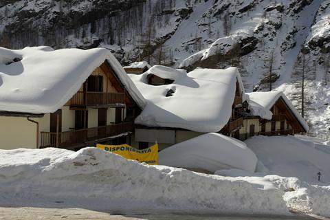Geweldige skivakantie Monterosa ⛷️Residence dei Walser
