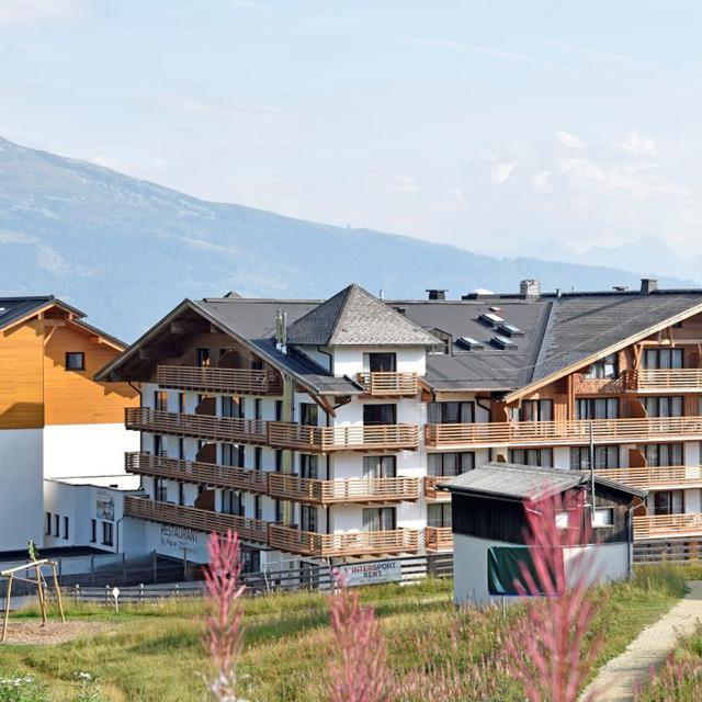 Aparthotel Das Alpenhaus Katschberg (Zomer)