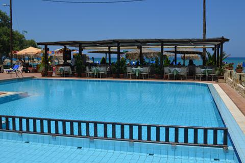 Goedkoopste zomervakantie Kreta - Hotel Erato