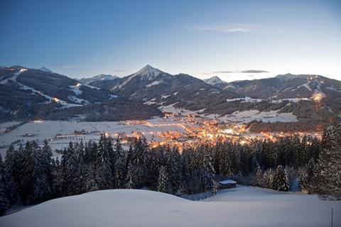 Goedkope skivakantie Ski Amadé ⛷️Hotel Kesselgrubs Ferienwelt
