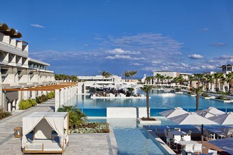 Goedkope zonvakantie Kreta - Hotel Avra Imperial Beach Resort & Spa - halfpension