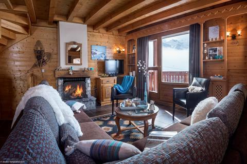 Geweldige skivakantie Les Trois Vallées ⛷️Résidence Montagnettes Lombarde