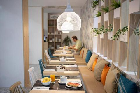 Goedkope zonvakantie Andalusië - Costa del Sol - Hotel Soho Boutique Bahia Malaga