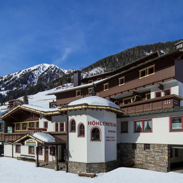 Hotel Höhlenstein Tirol