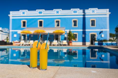 Last minute zonvakantie Algarve - Appartementen Clube Albufeira Garden