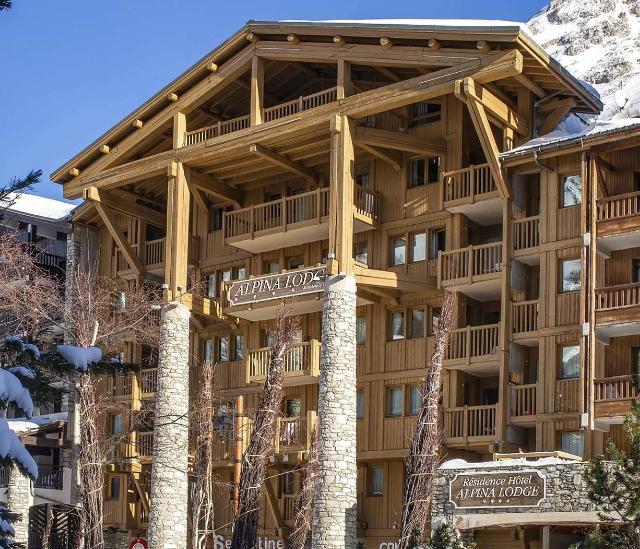 Val d'Isère - Résidence Alpina Lodge