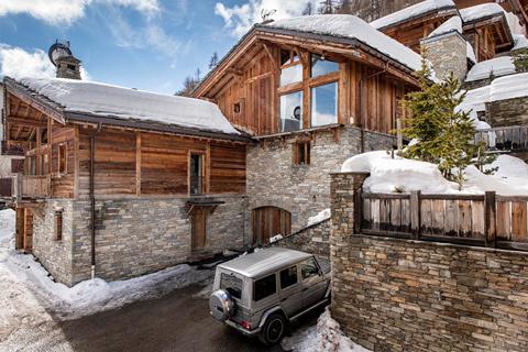 Goedkope wintersport Tignes - Val d'Isère ⛷️Chalet Denali