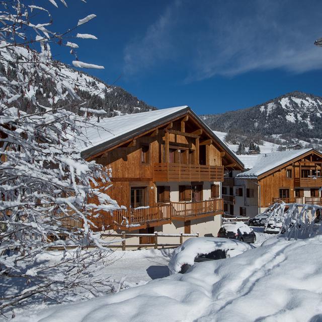 Meer info over Résidence Les Chalets des Evettes  bij Sunweb-wintersport