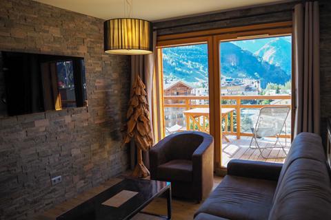 Goedkope wintersport Les Deux Alpes ⛷️La Résidence