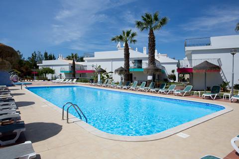 Goedkope zonvakantie Algarve - Appartementen Bayside Salgados