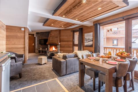 Top wintersport Les Trois Vallées ⛷️Chalet Altitude