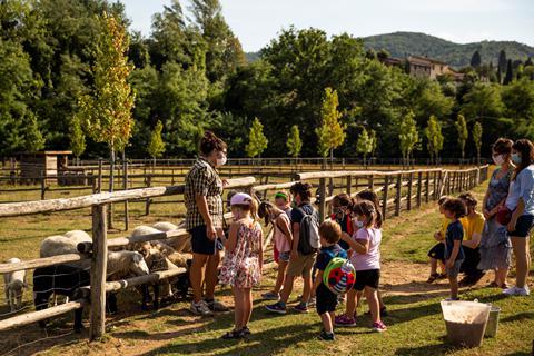 Last minute zonvakantie Toscane - Agriturismo Casale Le Corti