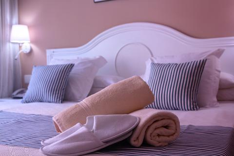 Voordelige zonvakantie Costa Brava - Hotel Les Palmeres
