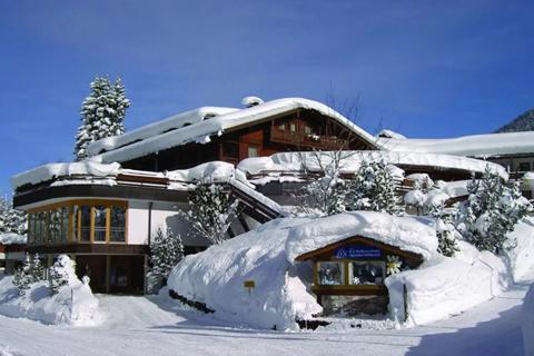 Goedkoop op skivakantie Kleinwalsertal ⛷️IFA Alpenhof Wildental