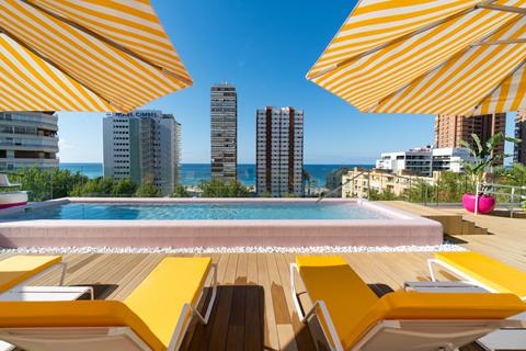 Super zonvakantie Costa Blanca 🏝️The Agir Springs Hotel