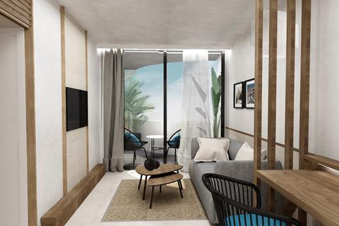Goedkope zonvakantie Tenerife - Hotel Labranda Suite Costa Adeje (Ex. Isla Bonita)