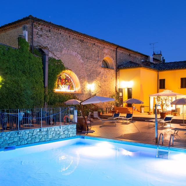 Meer info over Hotel San Lino  bij Sunweb zomer