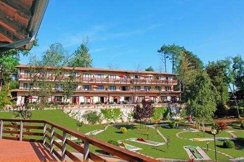 Last minute vakantie Gardameer - Hotel Residence Campi