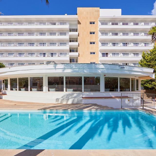 Hotel tent Playa de Palma